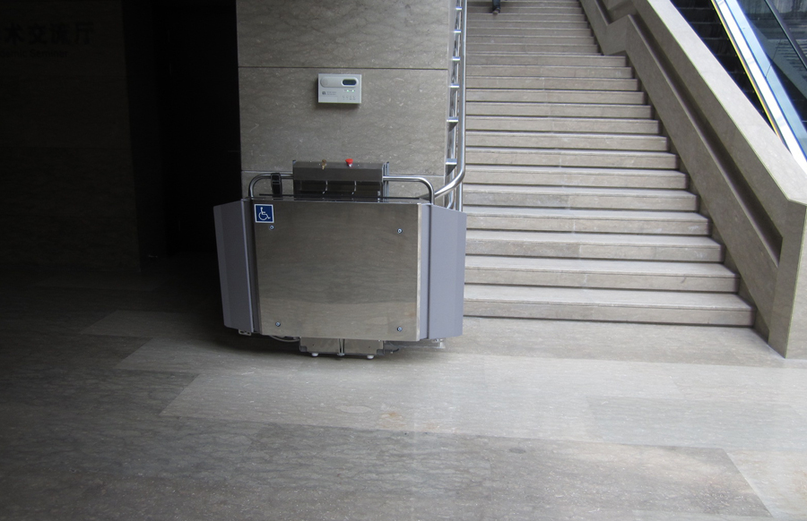 Apex Hydro Wheelchair Lifts Hydraulic Commercial